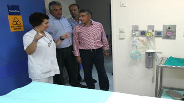 Δημοπρατείται ο νέος Ιατροτεχνολογικός Εξοπλισμός για το Γενικό Νοσοκομείο Βόλου